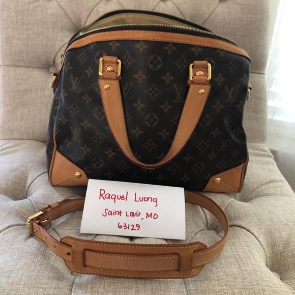 Louis Vuitton Handbags - Louis Vuitton Retiro PM